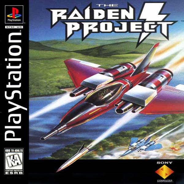 Raiden Project [U] Front Cover
